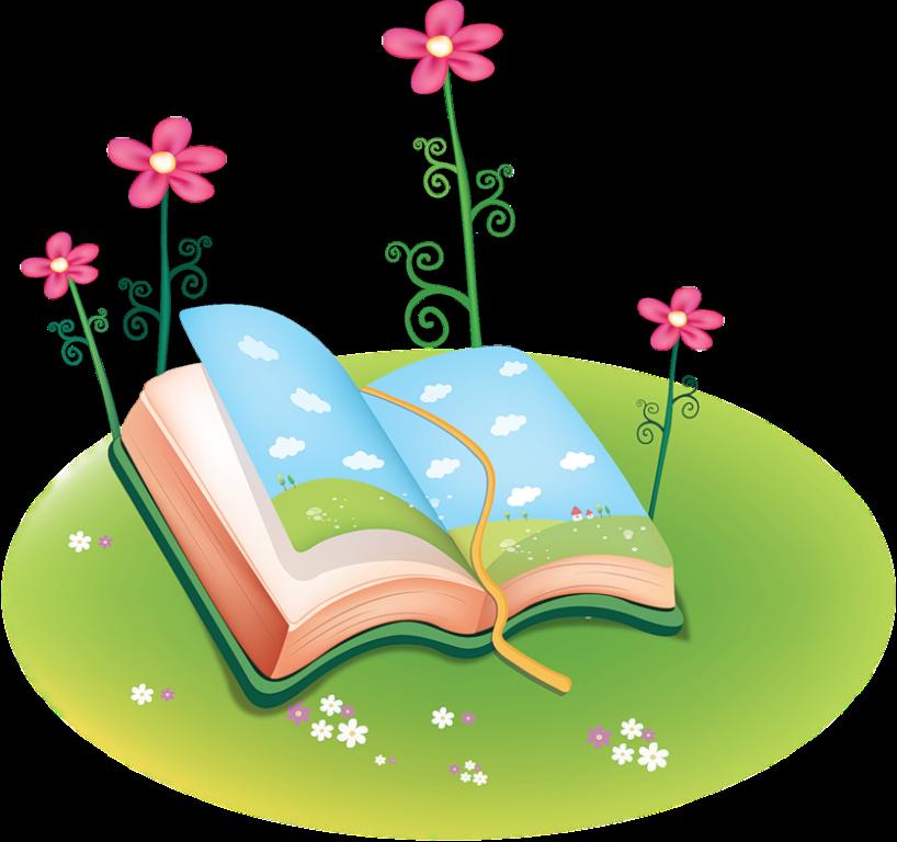 Картинки лето с книгой в библиотеке