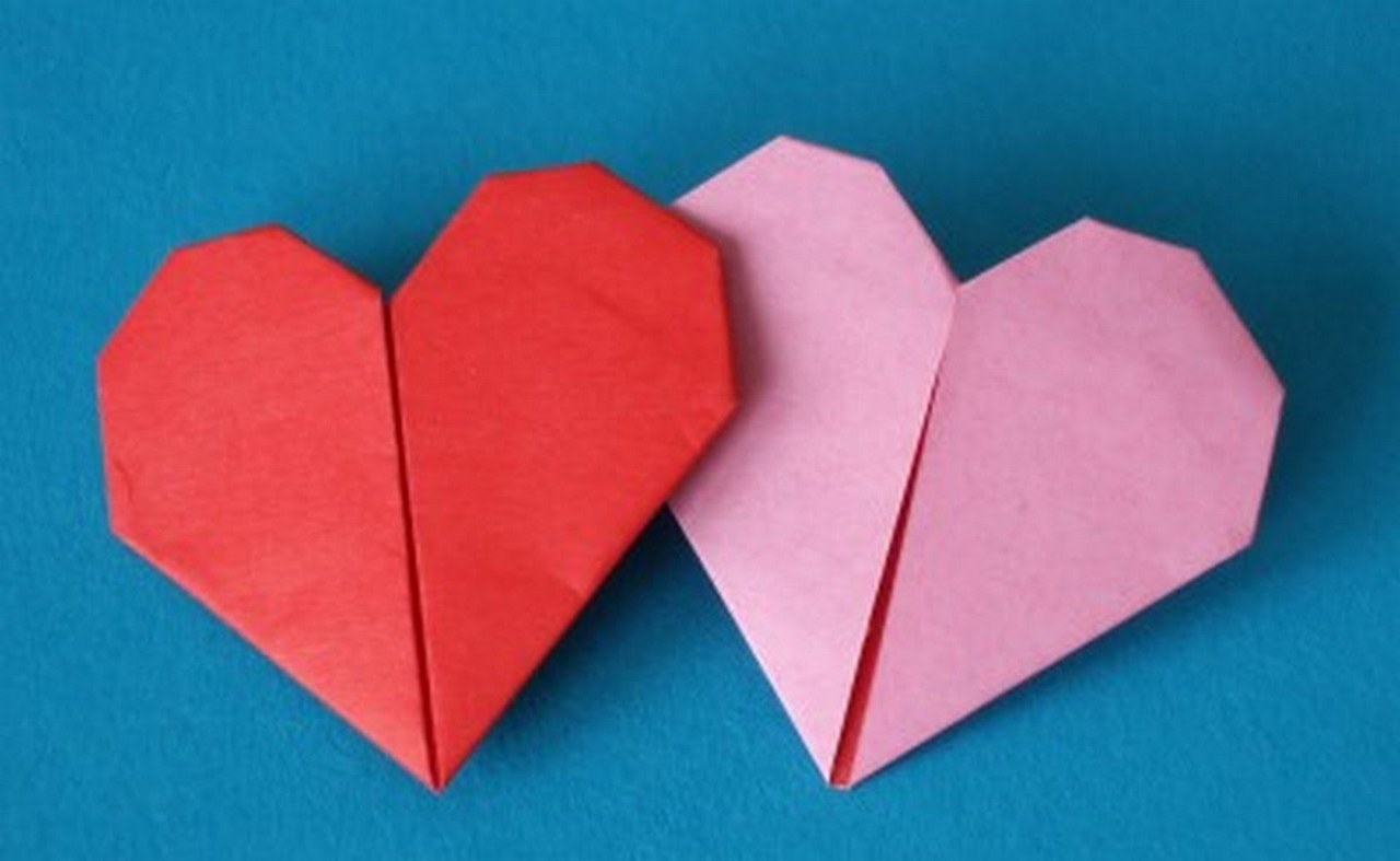 оригами на день святого валентина открытки своими руками качестве такси использовали