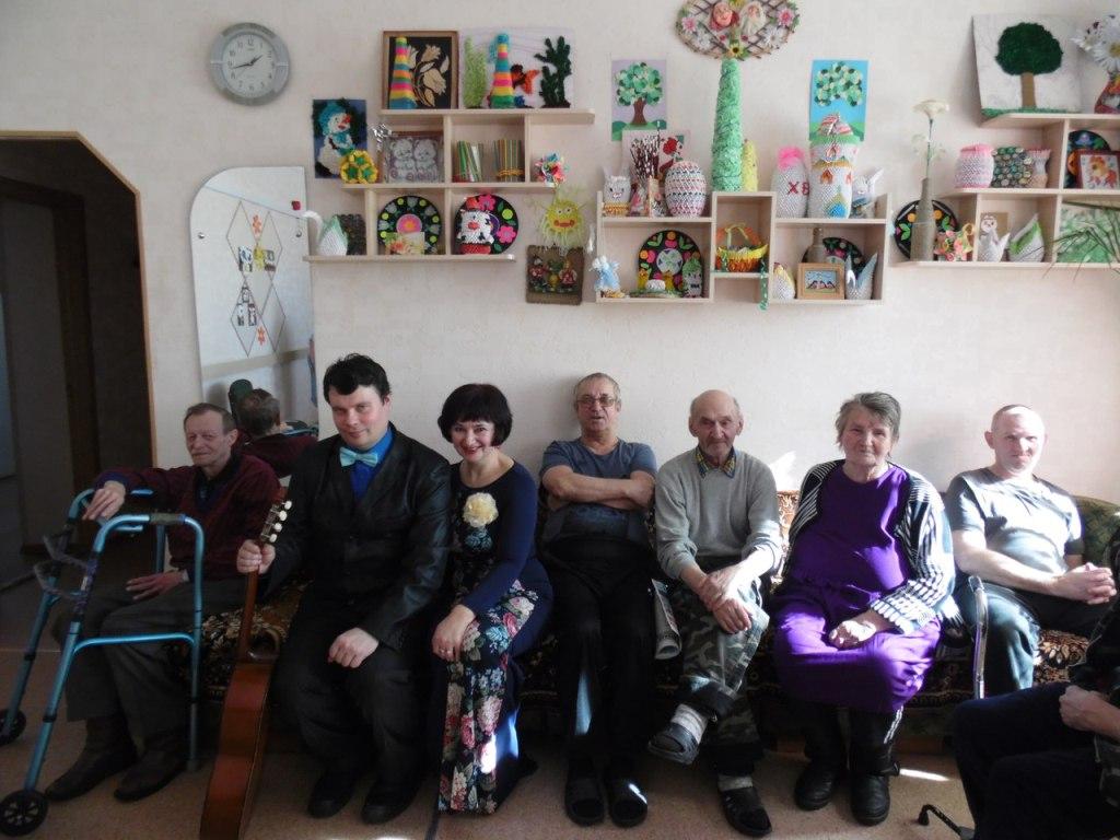 Емецкий дом интернат для престарелых сценарий праздника - 10 лет дому престарелых
